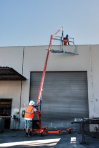steel fabrication lifting